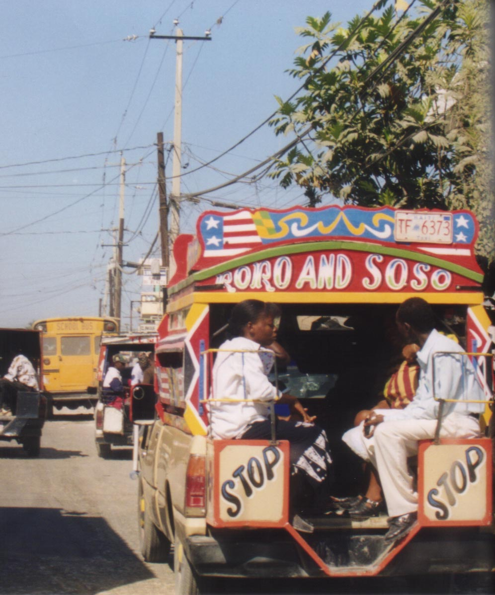 More Pictures From George And Jean's 1999 Haiti Visit